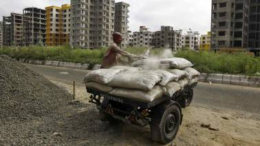 The cement sector is staying afloat in a difficult market, two stocks that stand out