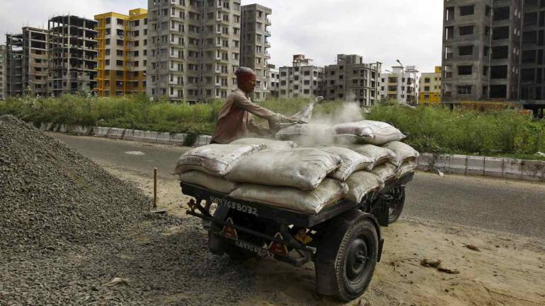 India Cements share price surges 10% after Radhakishan Damani increases stake - Moneycontrol.com thumbnail