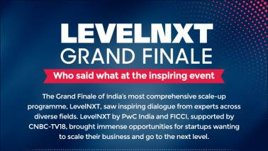 LevelNxt Grand finale: Who said what at the inspiring event