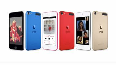Apple brings back the iPod Touch with upgraded specs after four years