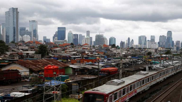 Jakarta | The government of Indonesia announced its decision to relocate its capital city outside of the main island of Java as it is one of the most fastest sinking cities in the world. It also has the title of Southeast Asia's most polluted city, with snarling traffic jams being the norm on its streets. (Image: Reuters)
