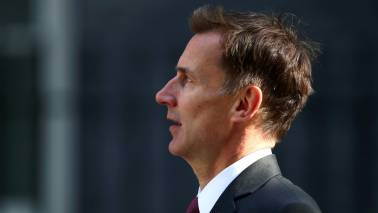Iran 'almost certainly' behind Gulf tanker attacks: Britain's Hunt
