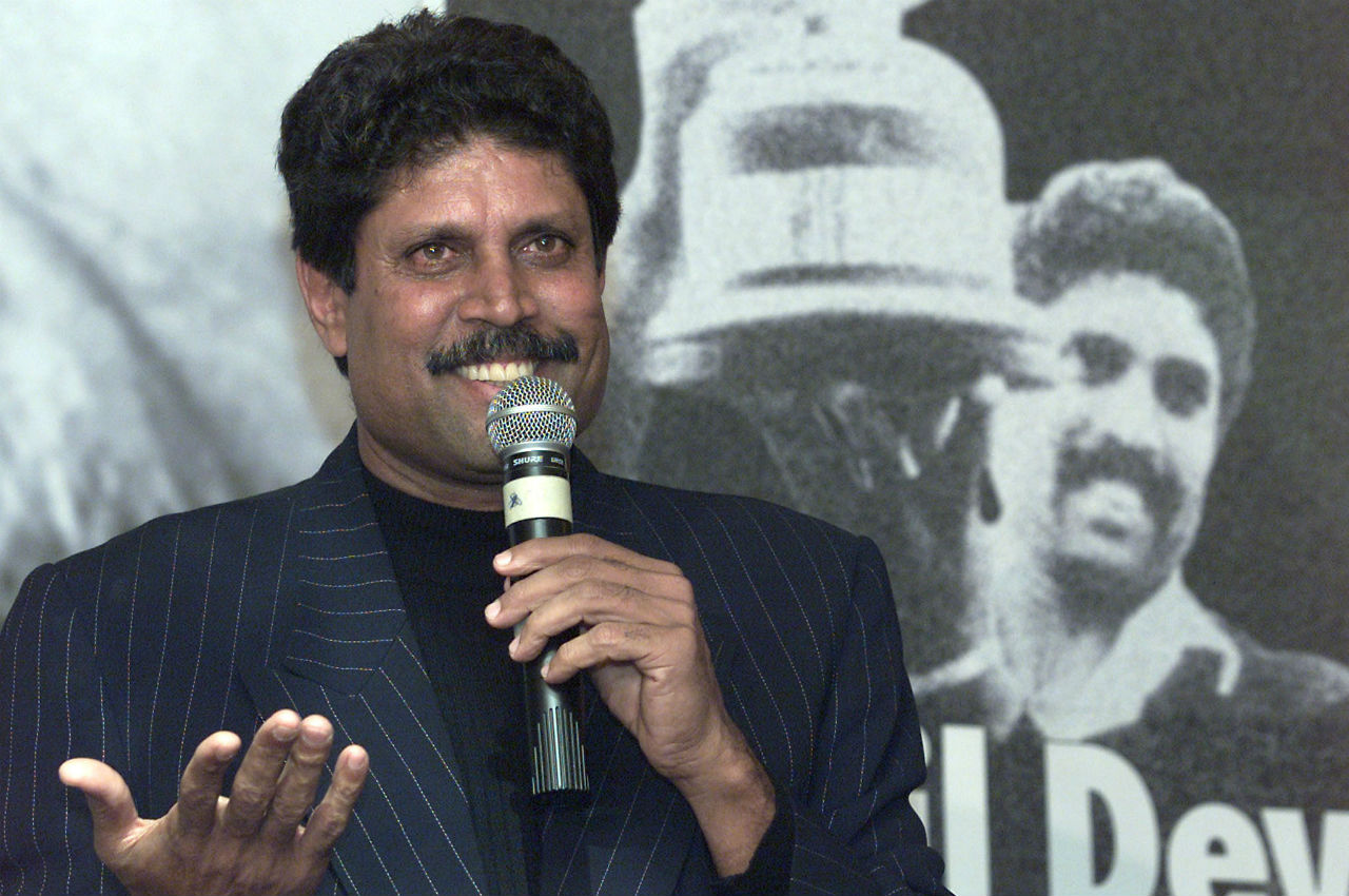 Kapil Dev (1987) | West Indies were dethroned as the champions for the first time when Kapil's Daredevils defeated West Indies in the final of the 1983 World Cup. Kapil Dev became the first Indian captain to lift a Cricket World Cup trophy. (Image: Reuters)