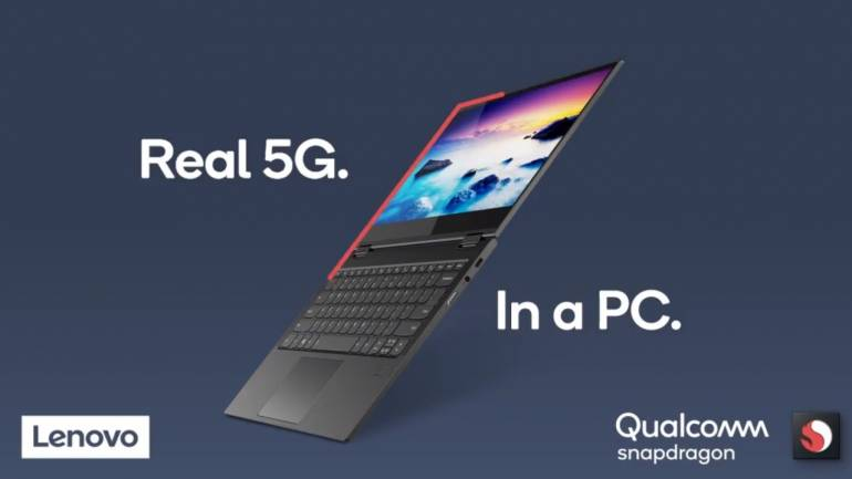 Computex 2019: Lenovo, Qualcomm partner to announce the world's first 5G PC