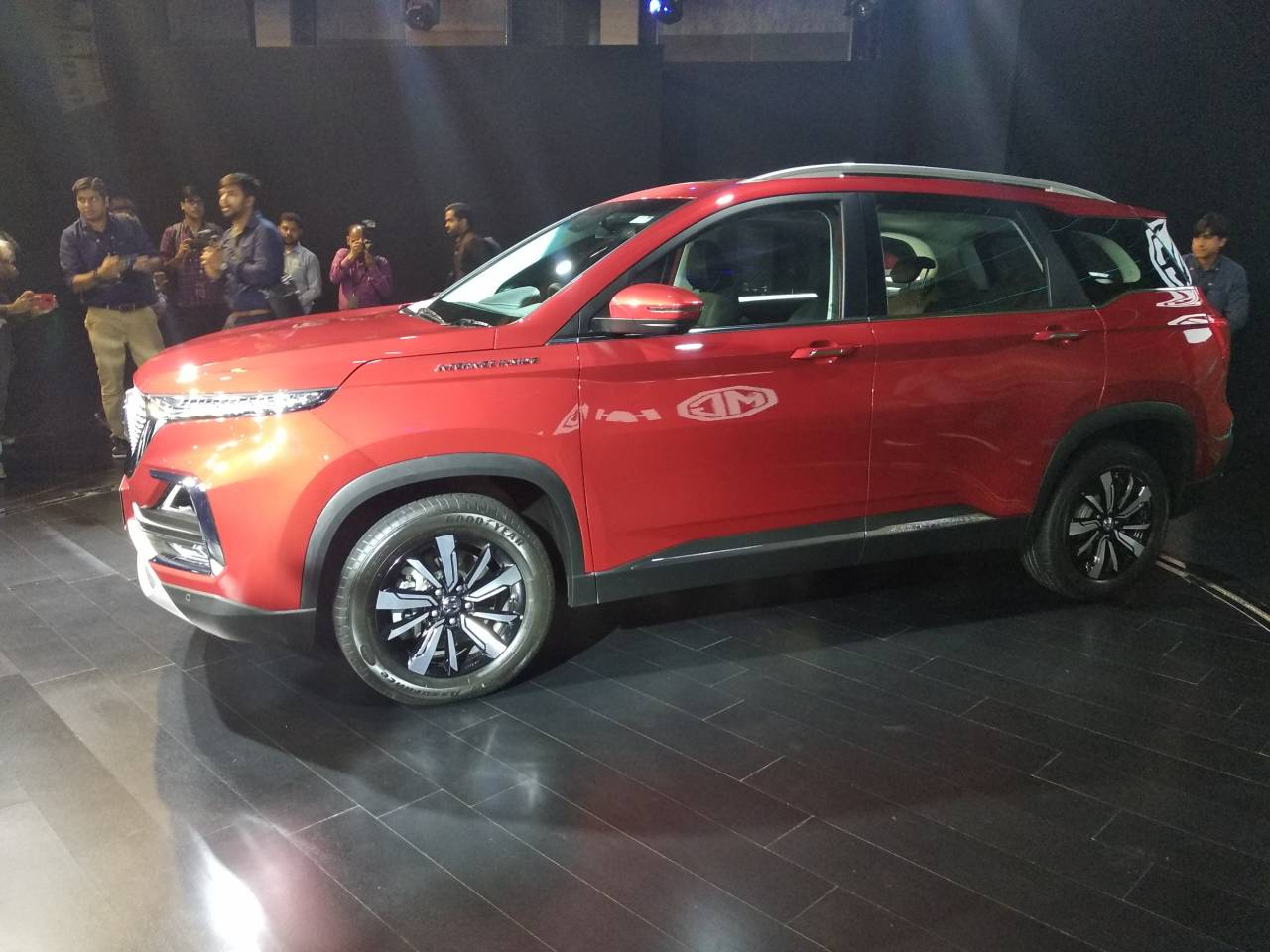 MG will be offering two engine and two fuel options on the Hector. There will be in all four variants and five colour options. Pic courtesy: Moneycontrol