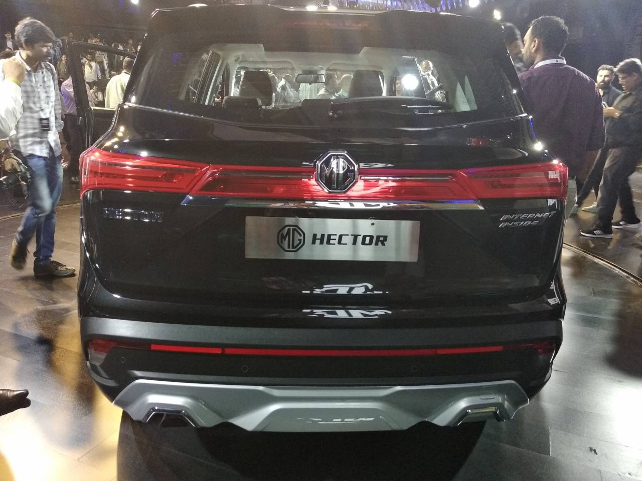 The petrol engine is expected to be an in-house developed unit. This engine will be a 1.5 litre unit that will generate peak power of 143hp and is mated to a six speed transmission. Mileage is expected to be 13-15 kmpl. Pic courtesy: Moneycontrol