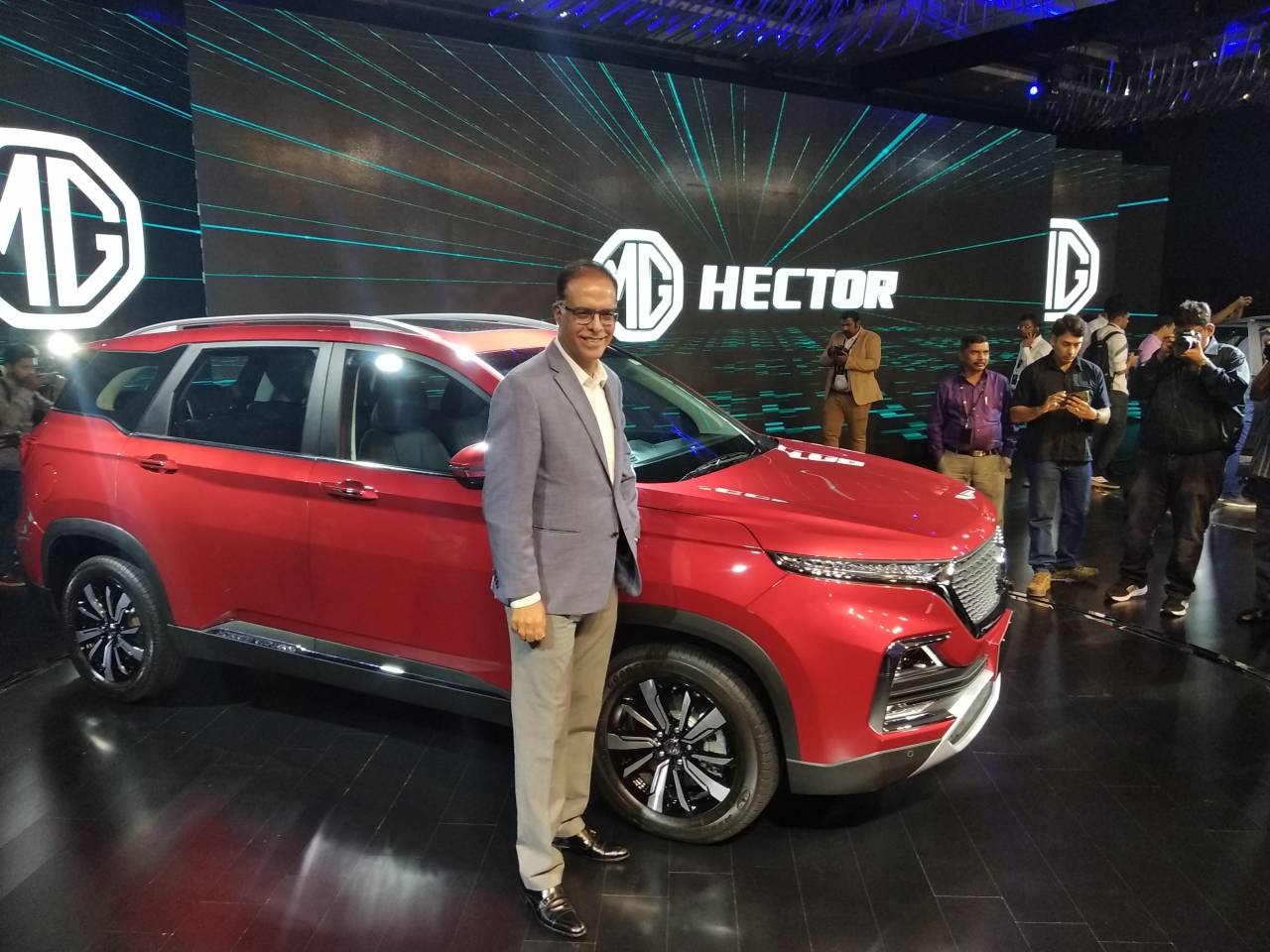 The Hector is developed on platform on which the Baojun 530 SUV was made. The Baojun 530 is a product of the General Motors-SAIC alliance in China. Pic courtesy: Moneycontrol