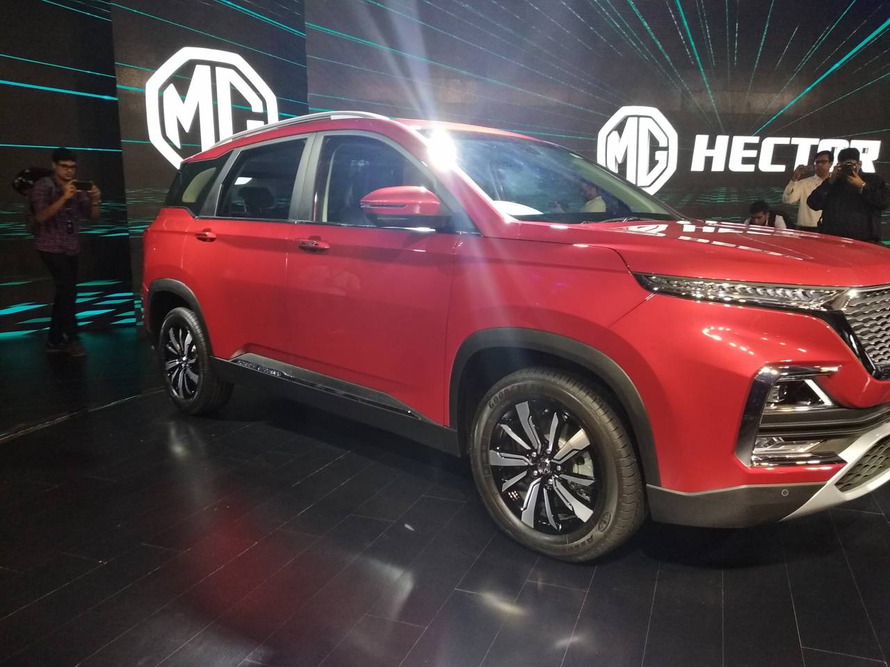 MG hopes to price the Hector competitively given the 75 percent localisation it has started production with. Even the engines are locally manufactured by the company. Pic courtesy: Moneycontrol
