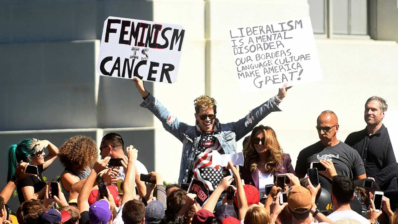 Milo Yiannopoulos | A far-right British public speaker polemicist, political commentator, and writer who has been known to ridicule Islam, atheism, feminism, social justice, and political correctness in the past. (Image: Reuters)