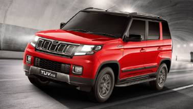 Mahindra TUV 300 gets a facelift - here's everything you need to know
