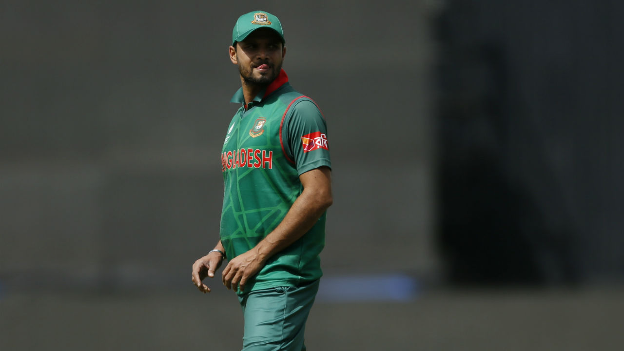 Mashrafe Mortaza (Bangladesh) | Playing role: Bowler | Stats: Matches: 209 | Wickets: 265 | Best Bowling: 6/26 | Average: 31.69 | Economy: 4.82 | 4w: 7 | 5w: 1 (Image: Reuters)