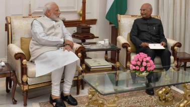 Lok Sabha Election Results 2019 LIVE Updates | PM Modi meets President, submits Cabinet resignation