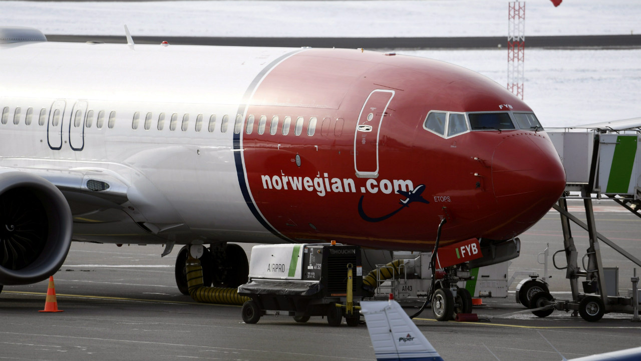 Norwegian (Image: Reuters)