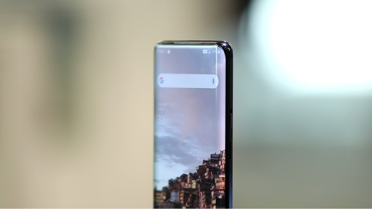 OnePlus 7 Pro side profile