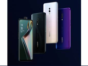Oppo K3 with 6.5-inch AMOLED screen, pop-up camera launched: Price, specs and features