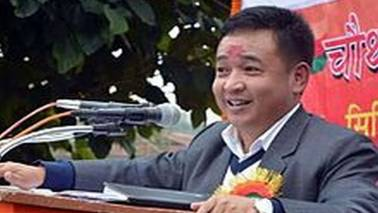 PS Golay sworn in as Sikkim's new Chief Minister