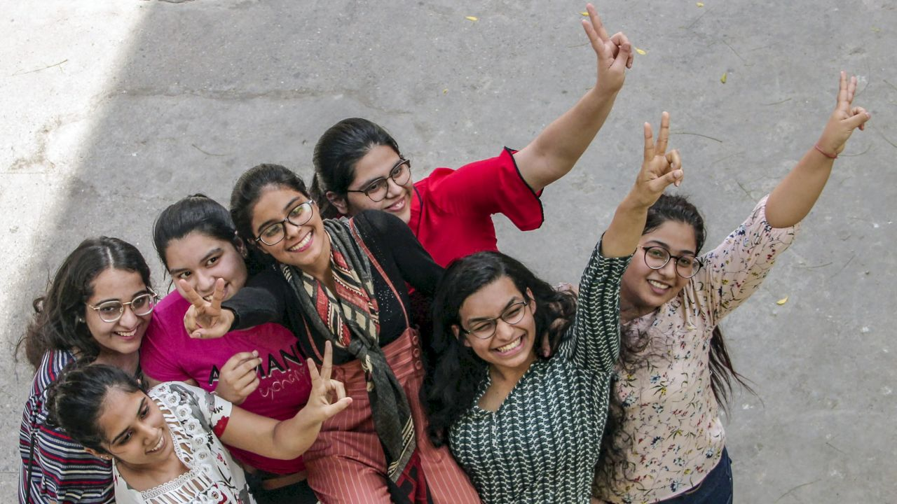 The Central Board of Secondary Education (CBSE) declared the results for the Class 12 examination on May 2. Out of the 12.05 lakh candidates appeared for the examination, 83.4 percent passed. Candidates can now apply for the verification of marks and a photocopy of the evaluated answer books. Those who are not satisfied with their marks can apply for re-evaluation. (Image: PTI)