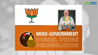 Modi Government report card: Diesel price deregulation