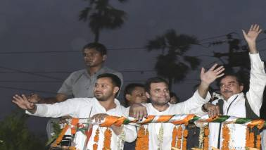 Rahul Gandhi holds roadshow, says if voted to power Congress govt will consider people 'maalik'