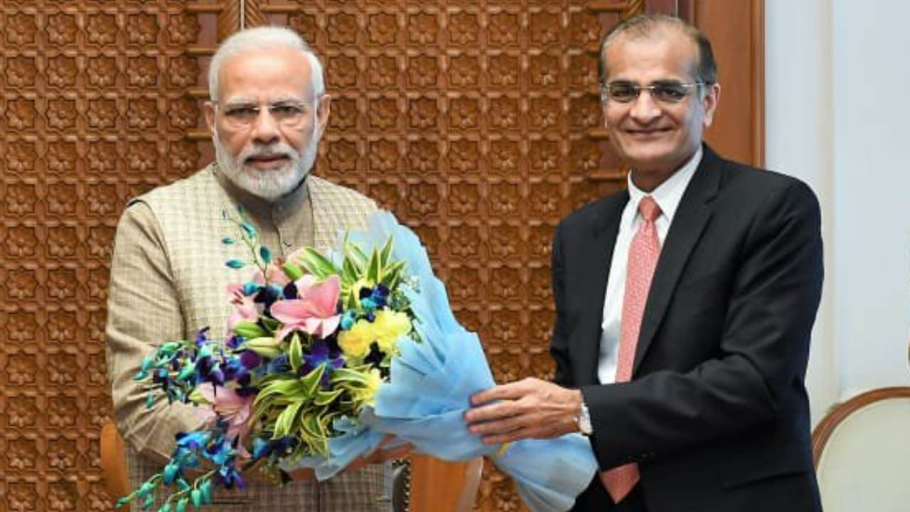 Rashesh Shah | Chairman and CEO, Edelweiss Group | The election verdict is out. Congrats to PM Modijee and the entire BJP team and to the NDA alliance. This will start an exciting phase for India as we build on the reforms of the last innings. We look forward to India moving from USD 3 trillion to trillion. (Image: Twitter/@rasheshshah)