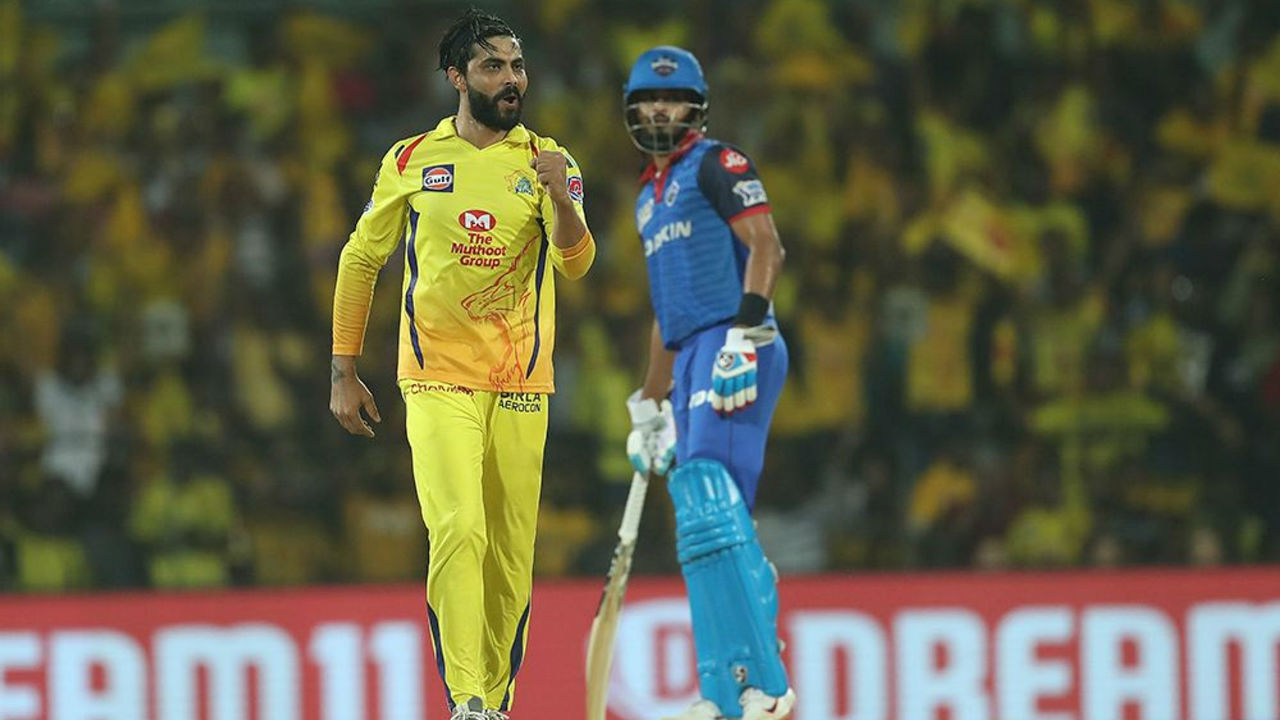 Ravindra Jadeja was equally impressive as he finished with a spell of 3-0-9-3.
