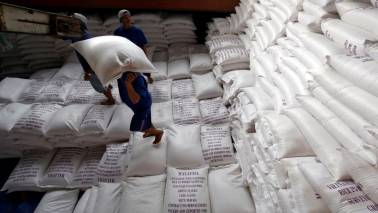 Indian rice prices slide to seven-month low as demand stalls