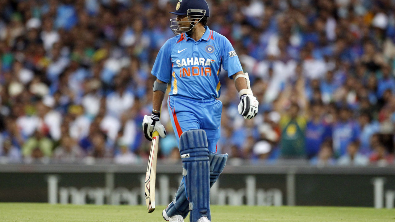 Most Runs in the World Cup | India's Sachin Tendulkar holds the record for the most runs scored in World Cup. Tendulkar has a grand total of 2278 runs across 45 matches in cricket's showpiece event. The batting great also holds the record for the most runs in a single edition of a World Cup. In the 2003 edition he hammered 673 runs. (Image: Reuters)