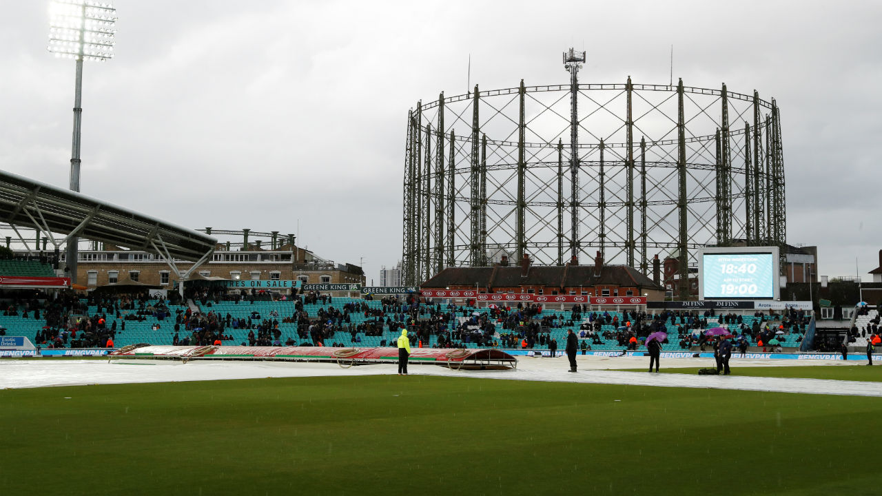 <strong>1979 World Cup</strong> | The Oval in London holds the dubious distinction of hosting the first- ever World Cup match that was washed out without a ball being bowled. (Image: Reuters)