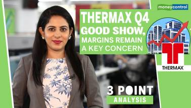 3 Point Analysis | Thermax Q4 review