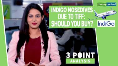 3 Point Analysis | IndiGo nosedives due to tiff: Should you buy?