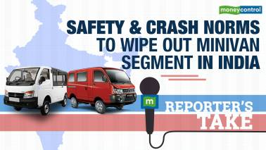Reporter's Take | Safety and crash norms to wipe out minivan segment in India
