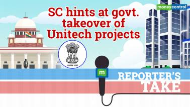 Reporter's Take | SC hints at govt takeover of Unitech projects