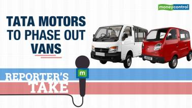 Tata Motors to phase out vans
