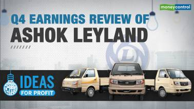 Ideas for Profit | Ashok Leyland: Challenges stay, but valuation turns attractive
