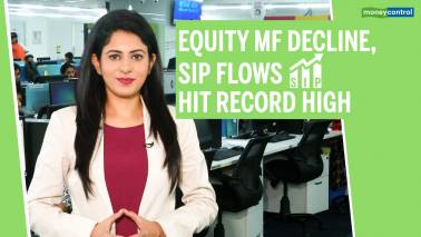 3 Point Analysis | Equity MF decline, SIP flows hit record high