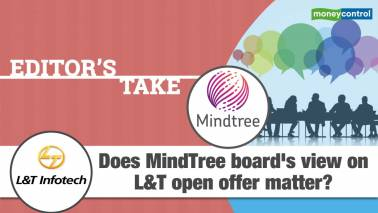 Editor's Take | Does Mindtree board's view on L&T open offer matter?