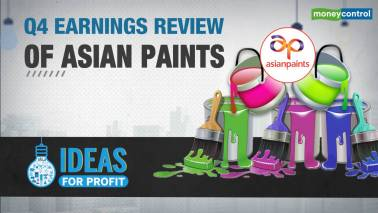 Ideas for Profit | Asian Paints: Time for caution as margins miss expectations & valuations rich