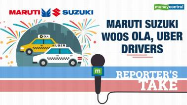 Reporter's Take | Maruti Suzuki woos Ola, Uber drivers