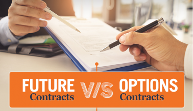 Future contracts V/s. Options contracts