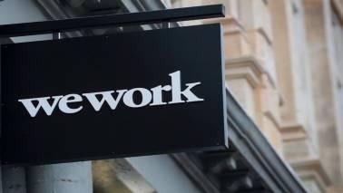 WeWork owner starts $2.9 billion platform to invest in real estate