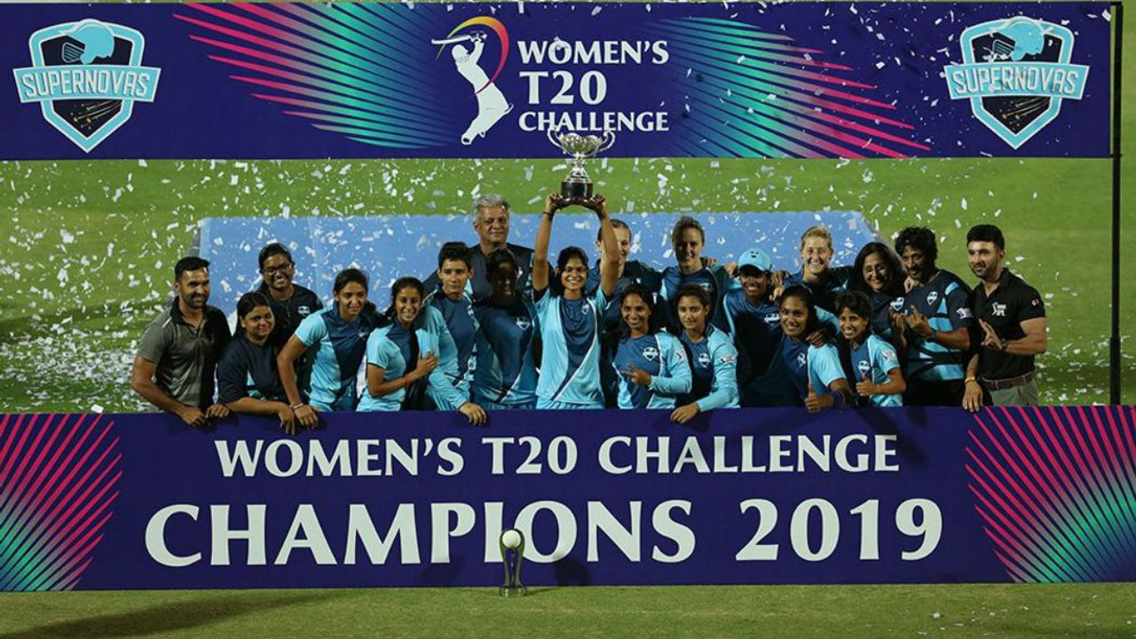 Women's T20 Challenge | With the idea of promoting women's cricket, Women's T20 Challenge was organized in the midst of IPL 2019. The tournament saw the participation of premium women cricketers. This year the event was expanded to a three-team challenge as Velocity joined Supernovas and Trailblazers in the fray for the championship. In a thrilling final, Supernova led by Harmanpreeet Kaur defeated Mithali Raj's Velocity. The build up to the mini tournament was low key but it ended with being a high-quality advertisement for women's cricket in India.