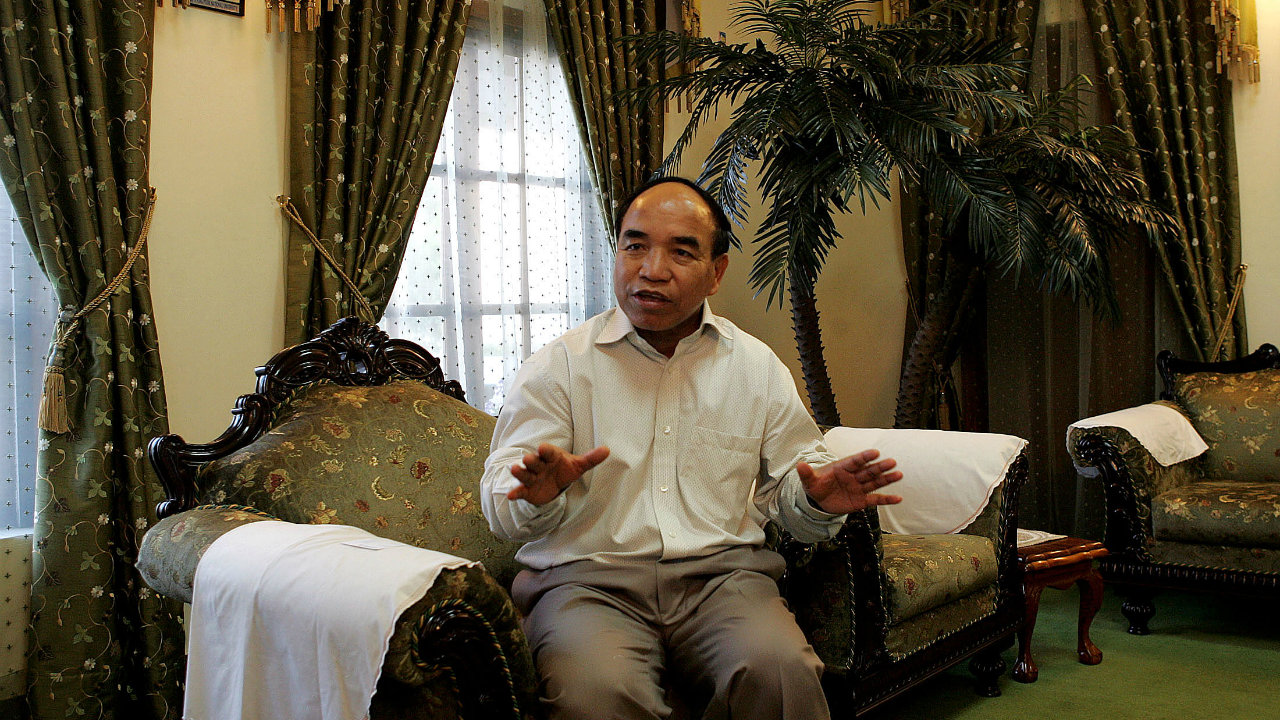 """Mizoram Chief Minister Zoramthanga will also be one of the prominent leaders skipping the oath-taking ceremony. He said that he will be unable to make it due to """"tight official engagements."""" (Image: Reuters)"""