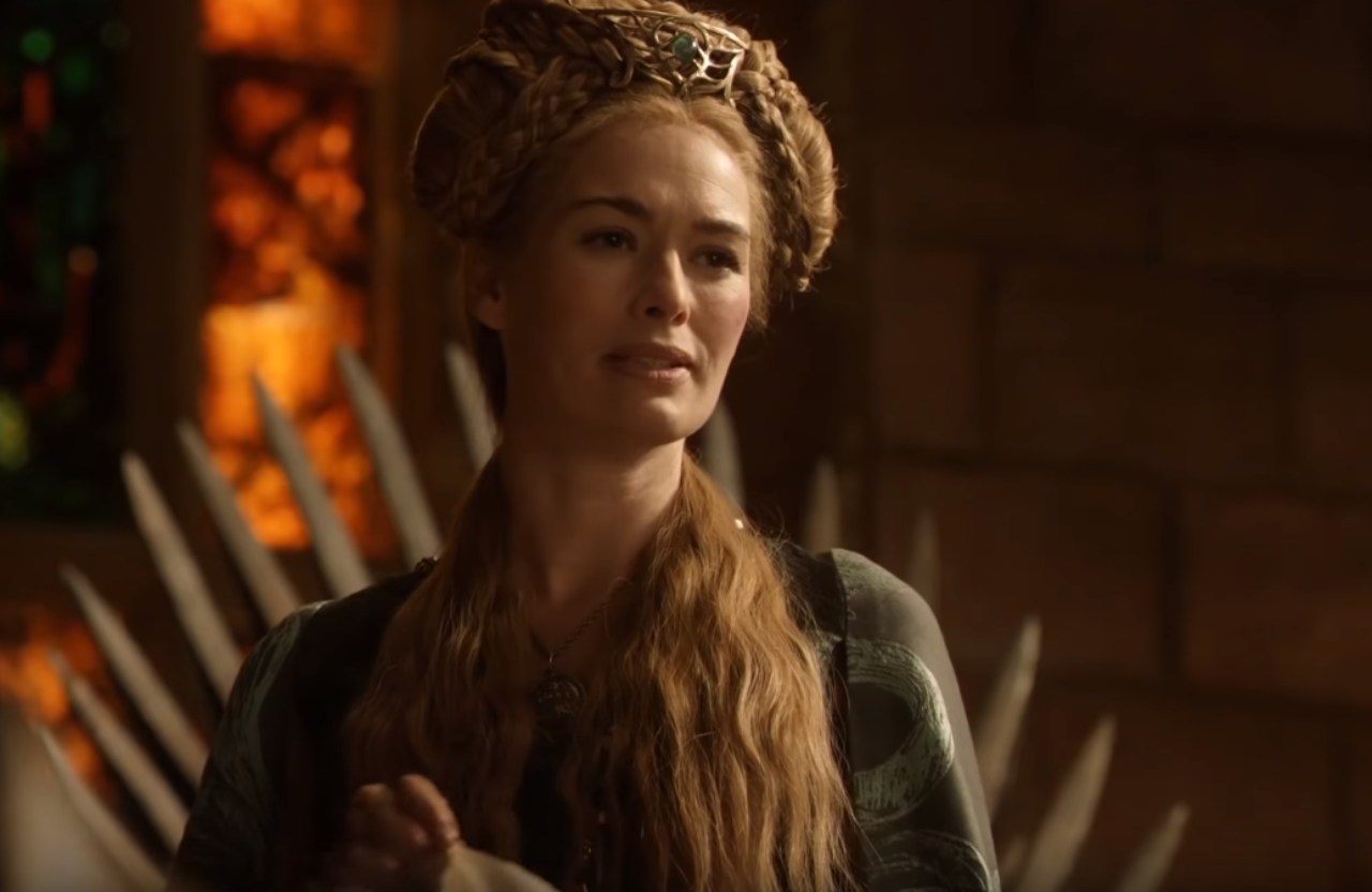 Lena Headey (Cersei Lannister) | $500,000 per episode (Image: YouTube/HBO)