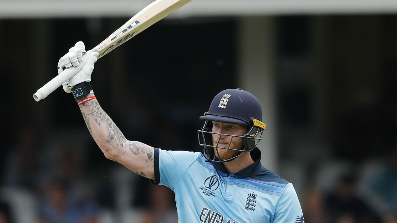 Ben Stokes batted brilliantly making 89 off 79 balls before Ngidi dismissed him at the end of the 49th over. England finished with 311/8 at the end of their 50-over quota. (Image: AP)