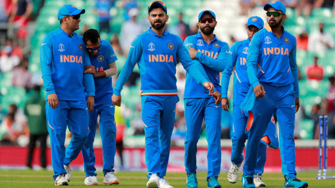 India won't be too concerned about the defeat as it was only a Warm-Up fixture but the chinks in the batting line-up were exposed by the lateral movement. (Image: Reuters)