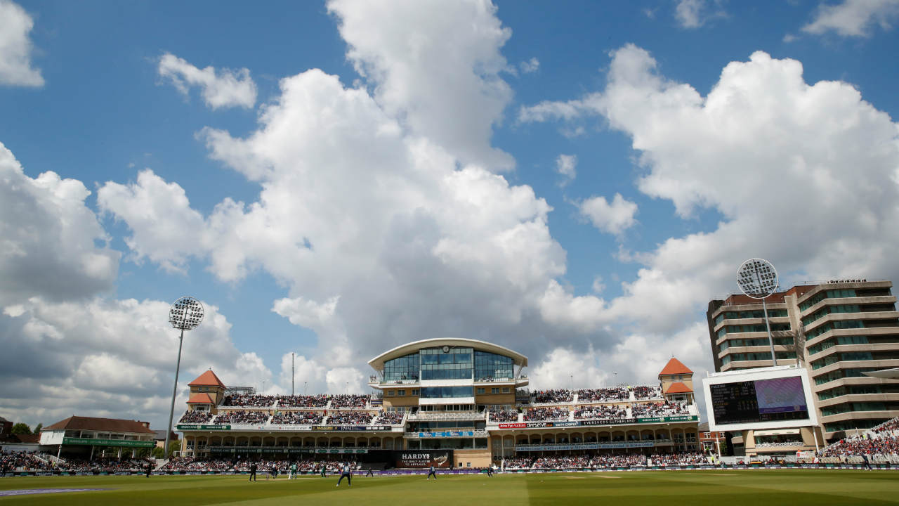 Trent Bridge, Nottingham | Established: 184| Capacity: 17,000 | Trent Bridge will host five matches during the tournament. The first ODI at his venue was held in 1974. This venue is also famous for being the track where England have set the scored for the two highest totals in ODI cricket. They scored 481/6 against Australia in 2018 and 444/3 against Pakistan in 2016. We could very well be in for a new record set here during this edition of the World Cup. (Image: Reuters)