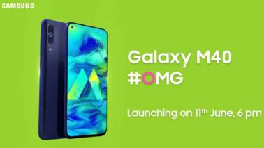 Samsung Galaxy M40 to come with a smaller battery than Galaxy M30: Report