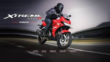 Hero Motocorp launches fully faired Xtreme 200S; gets Bluetooth connectivity, navigation