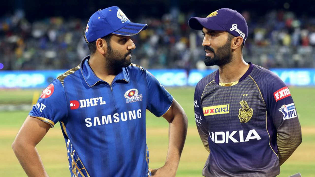 Rohit, Malinga shine as MI knock out KKR to secure top-spot in IPL 2019