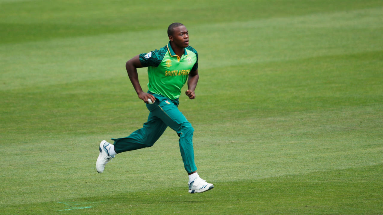 Kagiso Rabada (South Africa)   The 24-year-old speedster will lead the impressive South African pace attack. He has been lethal in all formats of the game and has 106 wickets from just 66 matches. Rabada's pinpoint searing yorkers will definitely trouble batsmen at the World Cup. (Image: Reuters)